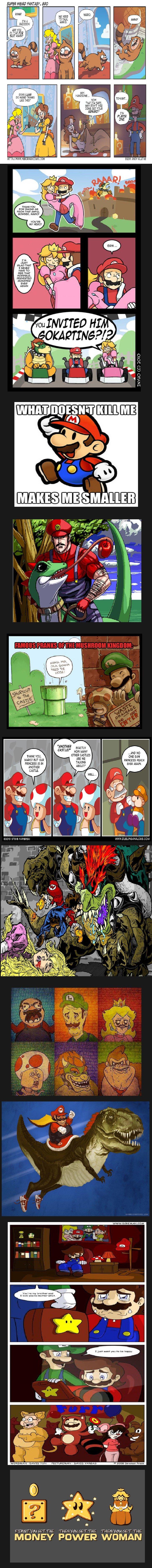 Mario comp 2. .