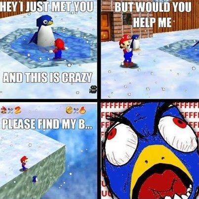 Mario. not mine.
