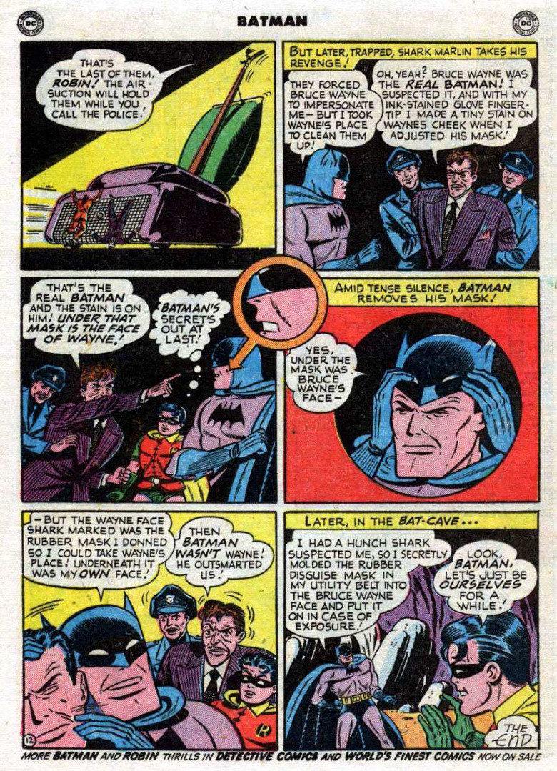 Masks. . mask batman