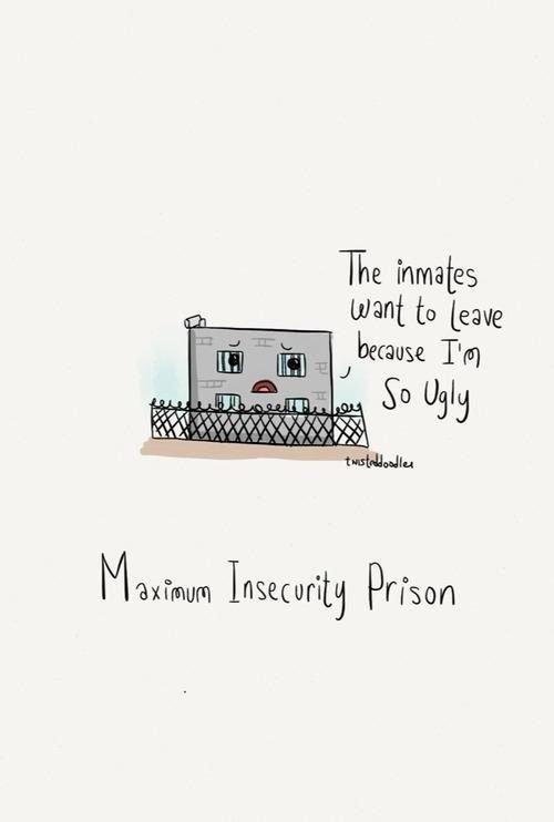 Maximum Insecurity Prison. .