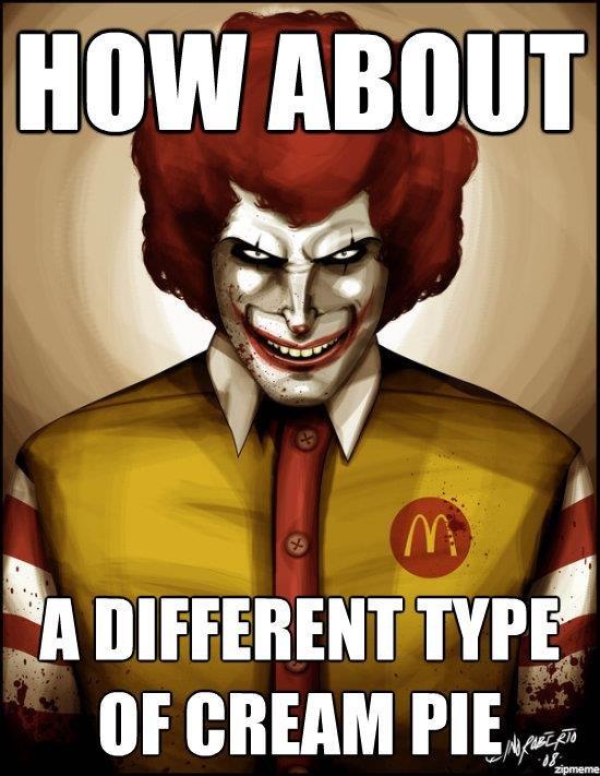 Mc D's. .. Does McDonald's serve pies other than apple?