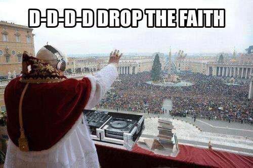 MC Faith. Tags lie... Let it begin, pope.
