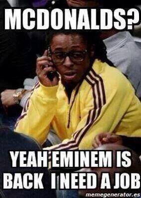 McDonalds.+Rap+God+%3EWhen+Eminem+goes+s