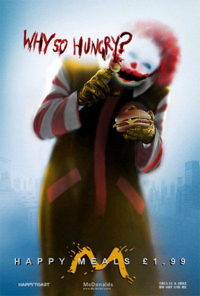 "McDonalds: eat fresh. .. Should be ""eat flesh"""
