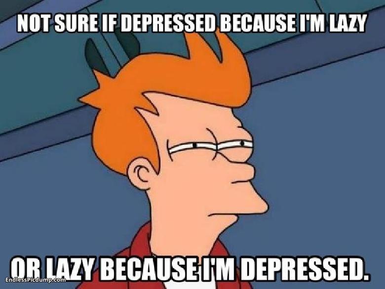Me recently. hmmm. MT SURE If I' M [HIV. I related waaaaay too hard... Feelsbadman.jpg