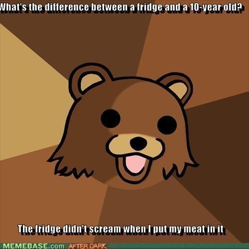 Meat in the fridge, bun in the oven.. . Ytte ' t icream hethen I gut mg metta In It MEMEBASE. AFTER.. My Hero :) pedo Bear
