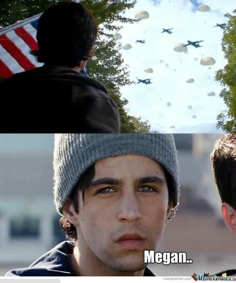 MEGAN. .