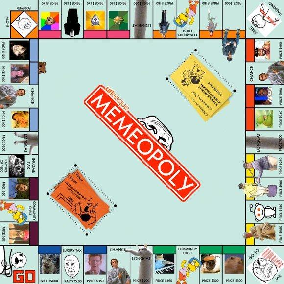 memopoly. . Natlag