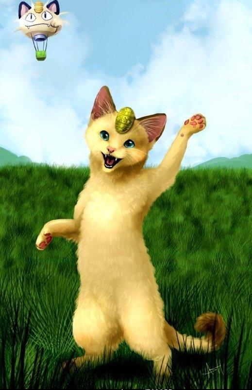 Meowth. :3. meowth Pokemon