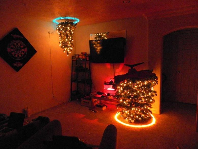 Merry Christmas FJ. .. treemendous.
