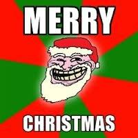 merry trolling. .