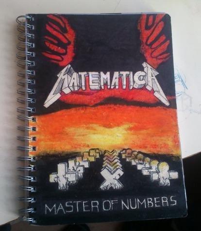 Metal math. .. Metal history