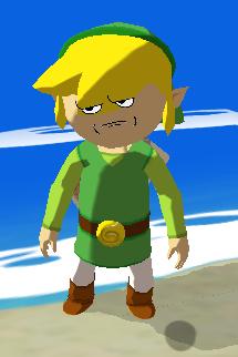 "MFW Someone Calls Link ""Zelda"". I made my own reaction picture... Didn't Link start a band? Zelda link reaction"