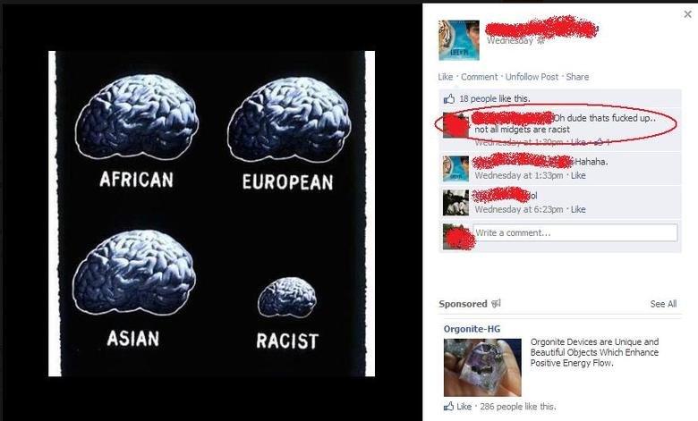 Midgets. . lall IE: ! like Jem EUROPEEN Splan averred ' Er: -arm Flem.. Obligatory That is Racist