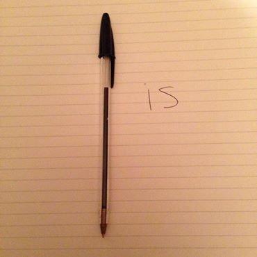 Mightier than the sword?. . pen island pen 15 Ninja Brian