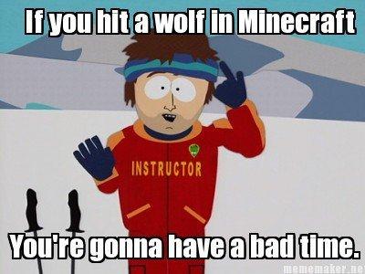 Minecraft. OC.
