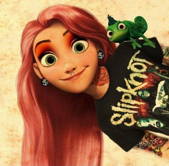 Modern day Rapunzel. Modern day Rapunzel.. heheh hah