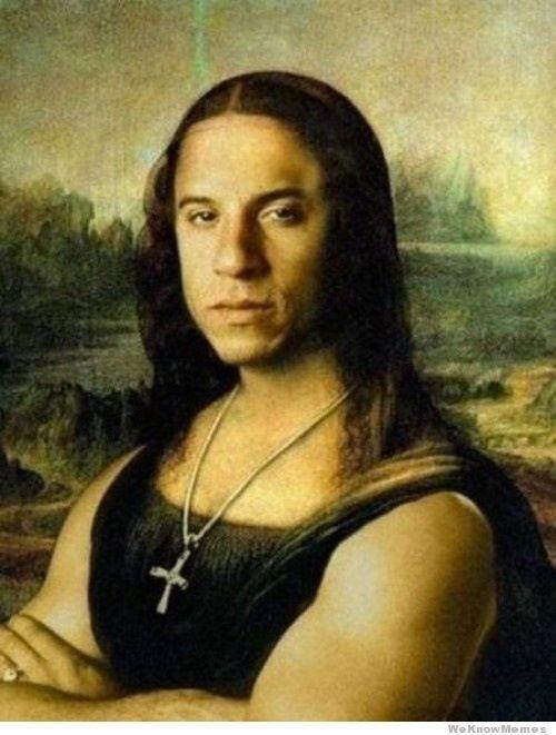 Mona Diesel. .. Bene.