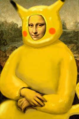 Mona Pika. .