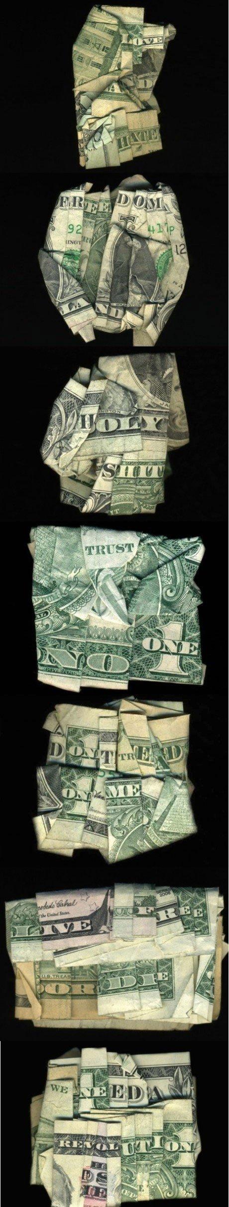 Money Talks. .