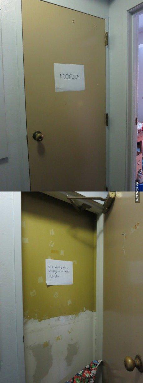 More Doors. .
