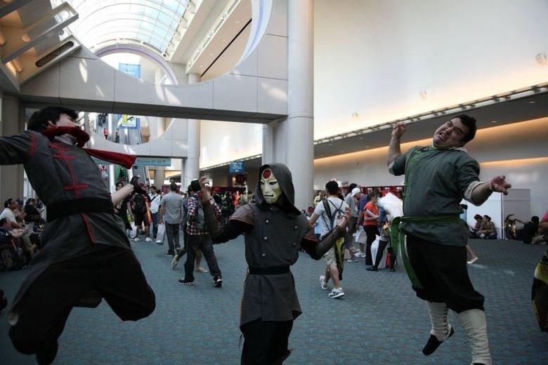 More cosplay!. LoK Cosplay.