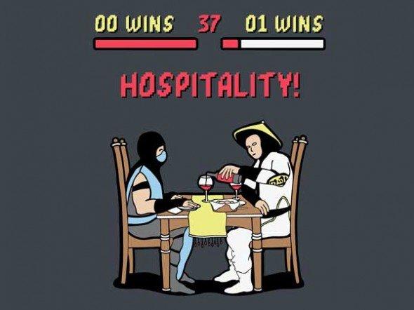 Mortal Kombat. Found this browsing mortal kombat images. M NINE In MINE mortal kombat Hospitality