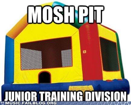 Mosh Pit. ha ha ha ha ha. gm mun Immune , U, i, mosh pit