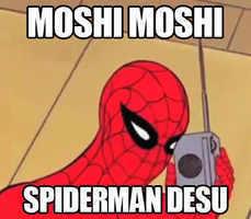 Moshi Moshi. .