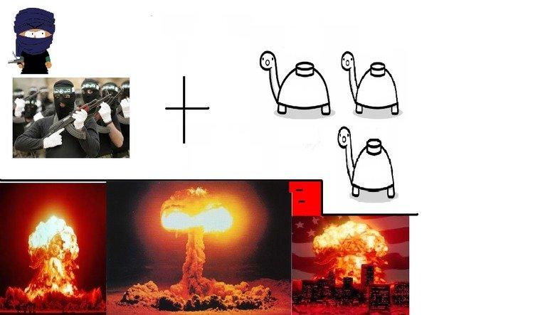 Mother of God... Unicorn Kiss (Add me on Xbox LIVE). going to Hell TurtleMine terrorist Nuke xxblumkinfacexx OC Boobs