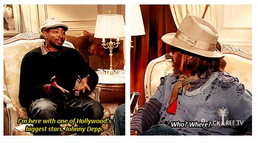 Mr Depp. so fani. Flu. johnny depp