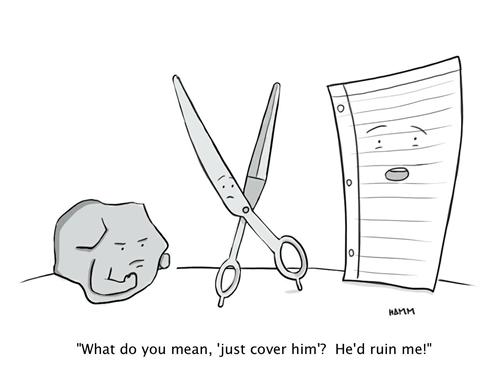 Mr. Paper