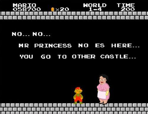 Mr. Princess. no es here, mebeh in los tags?. III HR PRINCESS NO IES; HEREE-. GI] TU EITHER CHEETLE. -- nai-. MR PRINCESS. OH MY GOD. I NEVER KNEW... PEACH IS A MANLY PRINCESS. no no es here