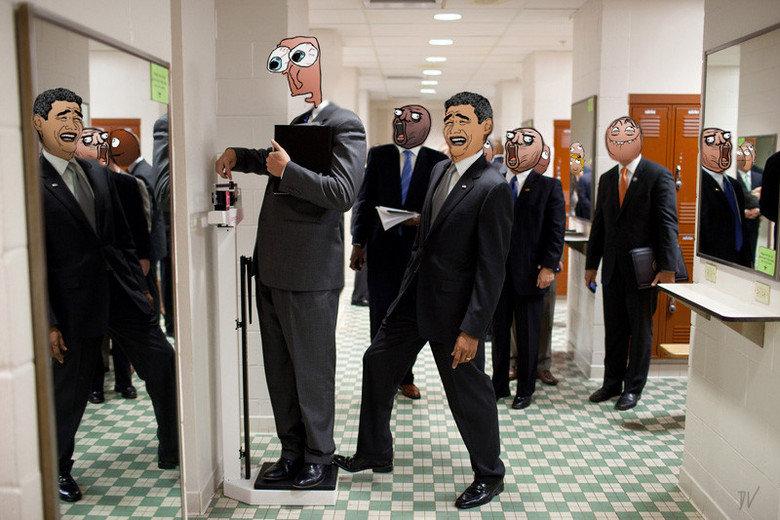 Mr. President, Rage Edition. .