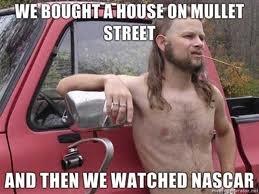 Mullet Joke. .
