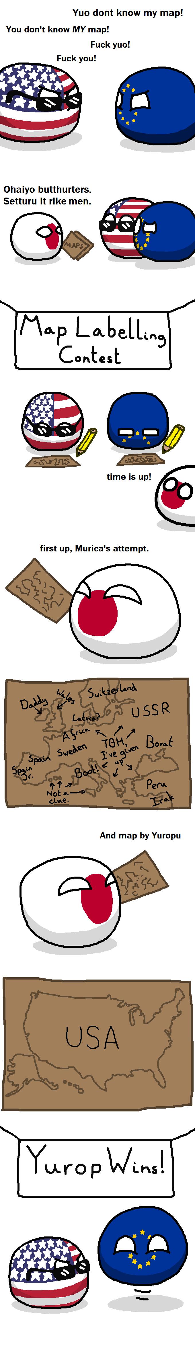 Polandball Comics Murricah+vs.+Yurope+Map+Skills.+credit+to+polandball+i+m+not+responsible_bd9ca5_4913744