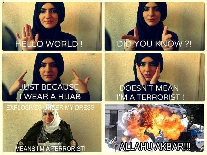 muslims. . Illa EANS rm !
