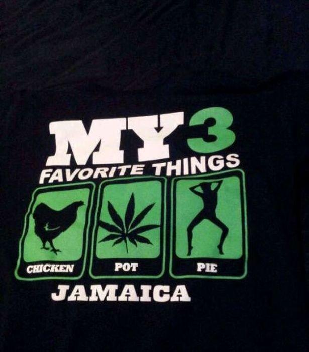 My 3 Favorrite Things. .