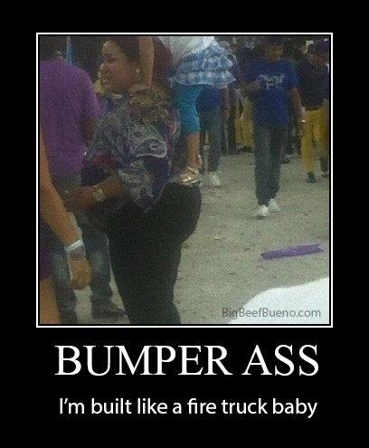 Ass Bumper 106