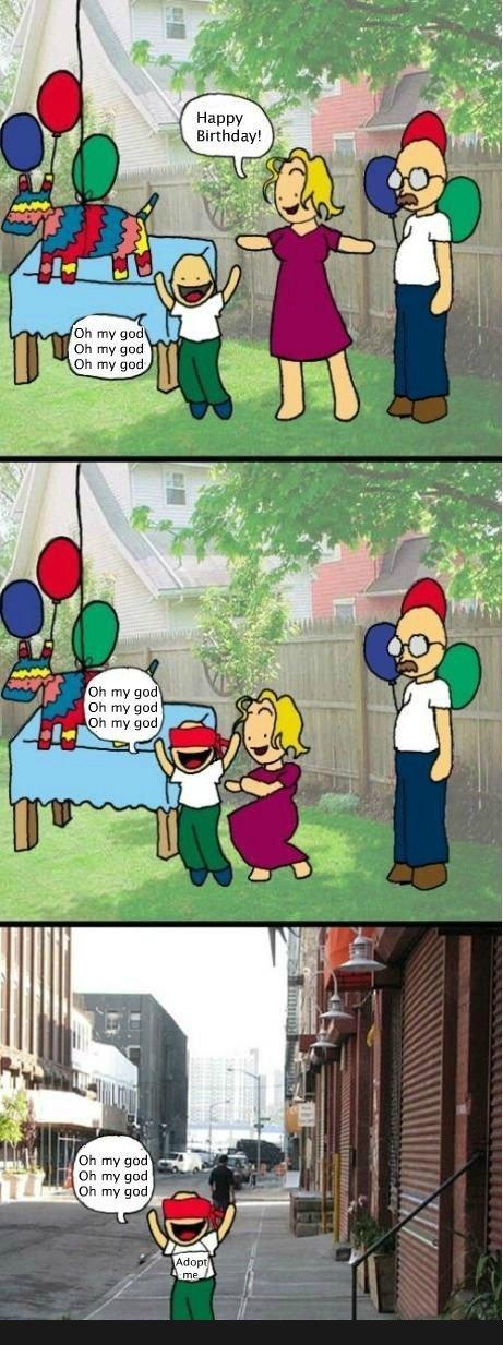 My Childhood. :'(.. Dads FW