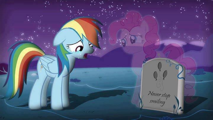 My feels Everywhere :c. .. huehuehue sad death pony brony feels tear
