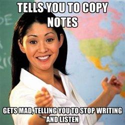 My teacher every time.... hi. EHW a: ET!!!' legalloli mm 3 Bll