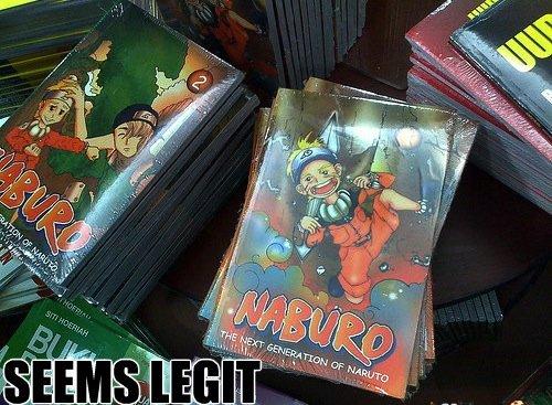 NABURO. The next generation....