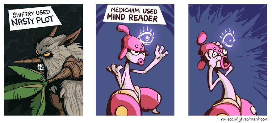 nasty plot. . Pokemon