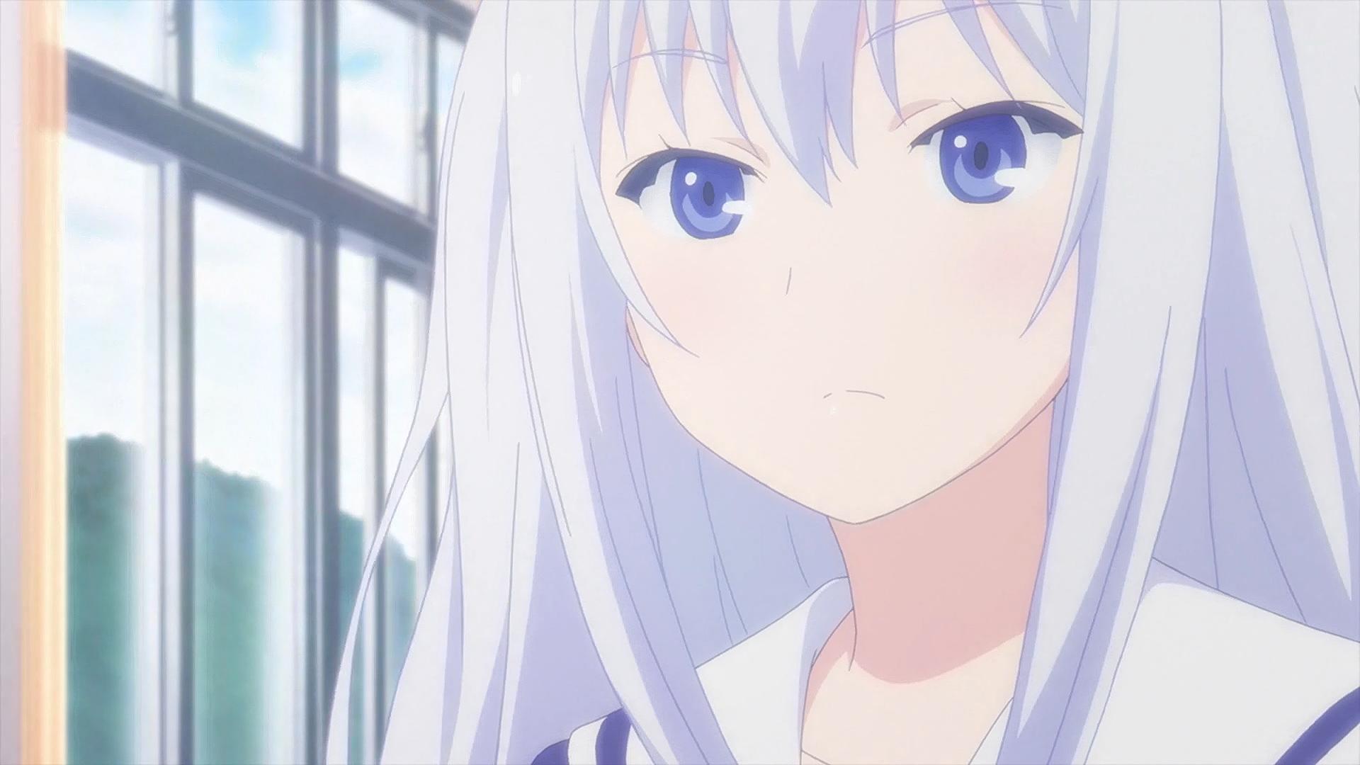 Natsukawa. Not sure if she likes Kidou or not... Anime: Ore no Kanojo to Osananajimi ga Shuraba Sugiru ( shortened to: OreShura) Not asking for thumbs, just wan