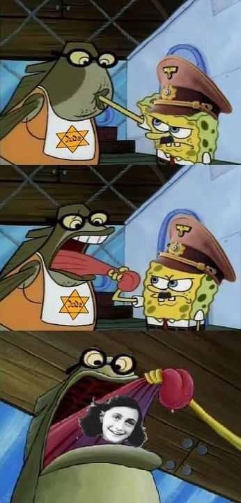 Nazibob Hitlerpants. .