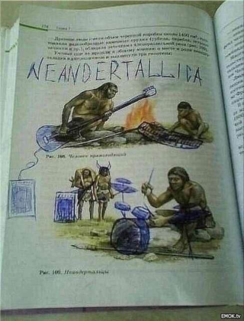 Neandertallica. . at /ita,