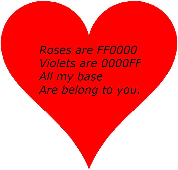Nerd Love. First post,into the shark tank I go.... nerd Love heart Valentines