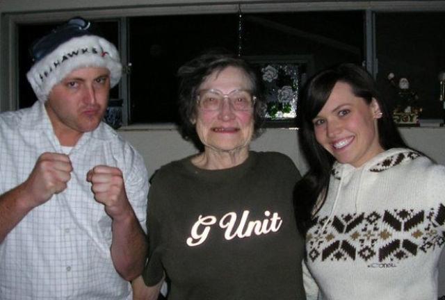 New gang on the block. Grandma Unit.