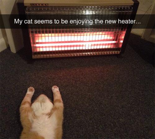 New Heater. .